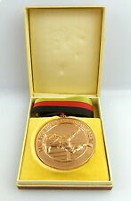 Medaille: Dem Sieger der 100m Hindernisbahn Feuerwehrkampfsport e1444