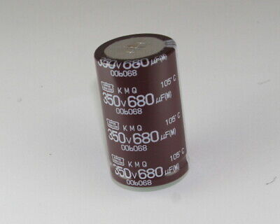 12x 680uF 160V Radial Snap In Mount Electrolytic Capacitor DC 85C 680mfd 160VDC