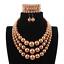 Women-Bohemian-Choker-Chunk-Crystal-Statement-Necklace-Wedding-Jewelry-Set thumbnail 151