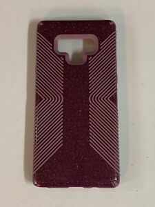 new product a3a42 fb568 Details about Speck Presidio Grip Glitter Case Cover For Samsung Galaxy  Note 9 Starlit Purple