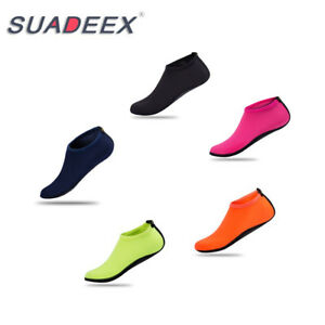 Womens-Water-Socks-Skin-Aqua-Shoes-Swim-Surf-Beach-Diving-Yoga-Exercise-Sport-AU