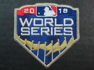 MLB-Los-Angeles-Dodgers-vs-Boston-Red-Sox-2018-World-Series-Bound-Iron-On-Patch