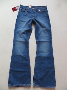 Levi-039-s-516-Flare-Schlag-Jeans-Hose-W-33-L-32-NEU-KULT-Schlaghose-Gr-48