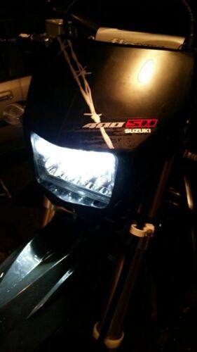 """4x6/""""inch LED Headlight 45W for Honda XR250 XR400 XR650 Suzuki DRZ Motocycle"""