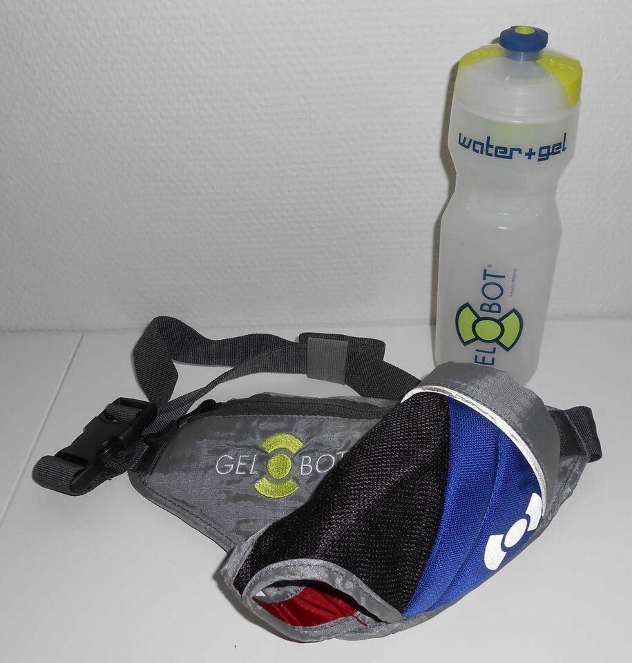 Løbetøj, Løbebælte med flaske, Hydrapak