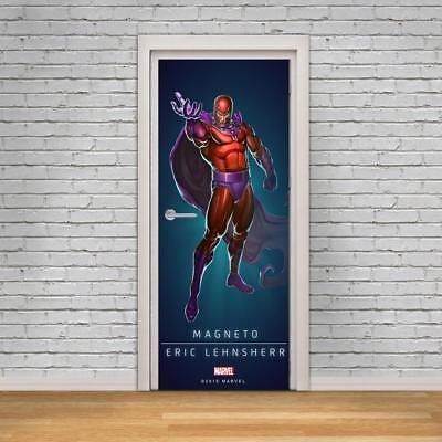 Avengers Characters 3D DOOR WRAP Decal Wall Sticker Decor Mural Art D292