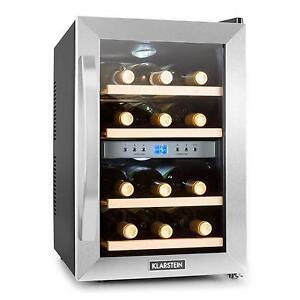 klarstein cantinetta vino frigo portabottiglie ristorante. Black Bedroom Furniture Sets. Home Design Ideas