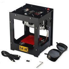 1500MW Machine imprimante de graveur laser Bluetooth 4.0 portable NEJE DK-BL CNC
