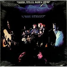CROSBY/STILLS/NASH/YOUNG - 4 WAY STREET - 2CD SIGILLATO