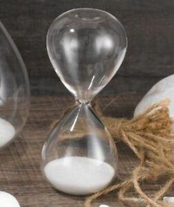 Sanduhr-Glas-10-cm-Bonboniere-Hochzeit