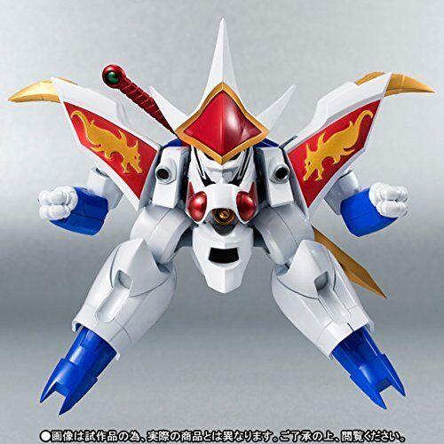 The Robot Spirits SIDE MASHIN New Ryujinmaru Mashin Hero Wataru 2 Figure w/Trac