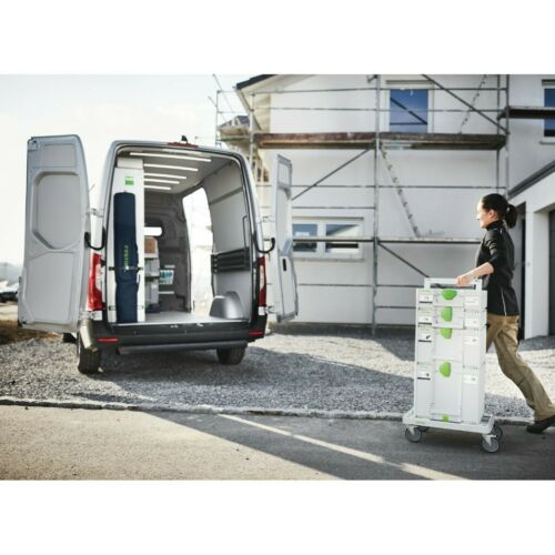 FESTOOL DE SYS-RB transport systainer T-LOC 508 x 396 MM 204869 SYS Cart