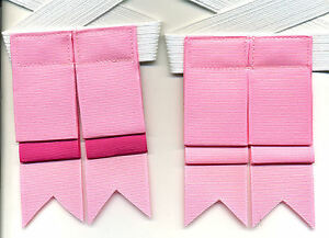 Scottish-Double-Loop-Kilt-Hose-Flashes-Garters-Breast-Cancer-Donation