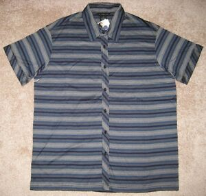 J-Ferrar-Shirt-Men-Fine-knit-100-Mercerized-Cotton-Short-sleeve-NWT-34