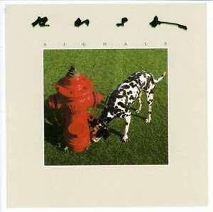 Signals - Remastered - Rush CD Mercury