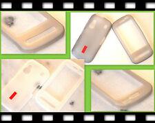 Nokia C6 TPU Silikon Case Tasche Schutz hülle Etui Bumper Schale Handy Zubehör