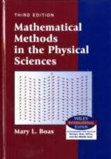 Mathematical Methods in the Physical Sciences by Mary L. Boas (2002, Hardcover)