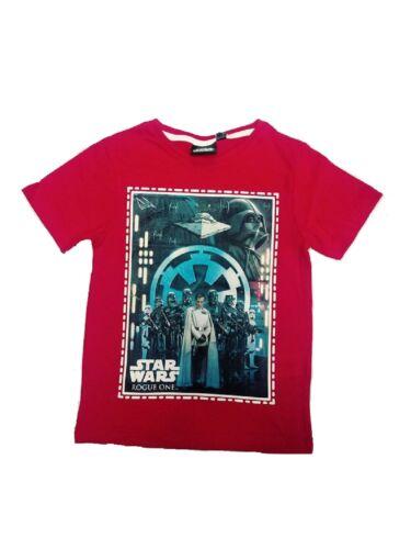 Boys Star Wars T Shirt Size 3 4 5 6 7 8 9 10 Yrs Summer Beach Holiday Casual Kid