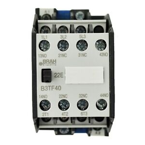 NEW  AFTERMARKET REPLACEMENT CONTACTOR FITS SIEMENS CN 3TF46 22 220V AC COIL