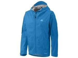 9e1cdf35a15db Adidas Terrex Swift Light 2.5 Layer CPS Jacket (M) Solar Blue F82463 ...