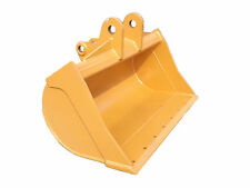 New 48 Grading Bucket For A Case 590sm With Coupler Pins