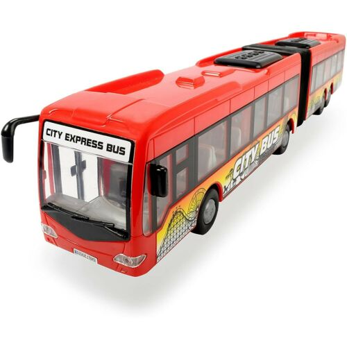 Bus Articolato Dickie Toys by Simba City Express Rosso