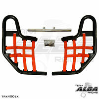 Trx 400ex 400x Honda Nerf Bars Alba Racing Blk Red 211 T1 Br