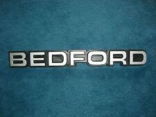 Emblem / Badge Opel Bedford Blitz 24,5 x 3 cm, 2 Befestigungsstifte Pins