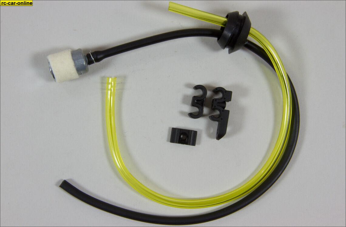 Tubo della benzina e set di morsetti morsetti morsetti 5t e mini-LOSB 5017-GAS Line 239097