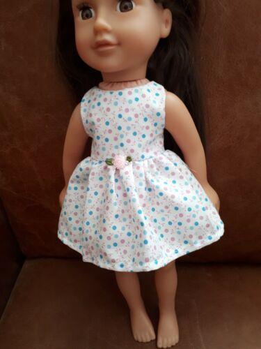 Stivale Wisher DAF sorellina DISNEY Toddler Abito fatto a mano Fit Glitt Girl