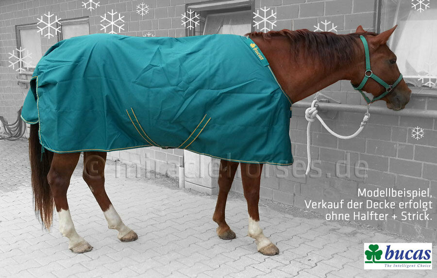 Bucas Irish Turnout Extra 300 Winterdecke Regendecke 1200D Gr. 125 cm %%%