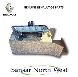 NEW-Genuine-Renault-Captur-Passenger-Front-Daytime-running-Lamp-Light-DRL-LED