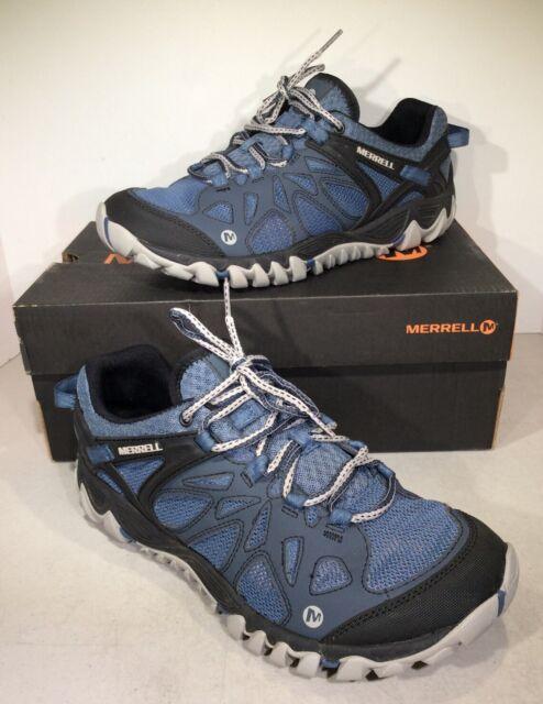 out Blaze Aero Sport Shoes Dark Slate