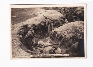 Foto-1-Weltkrieg-A-Practice-With-R-C-Dogs-In-The-Trenches-Near-Luippes-Marne