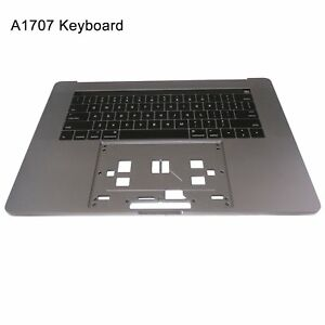 New-Gray-Top-Case-Palmrest-amp-keyboard-US-For-MacBook-Pro-A1707-15-034-2016-2017