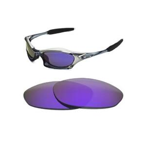 NEU Polarisierte individuelle lila Linse für Oakley Ventil Sonnenbrille oOaKv0A