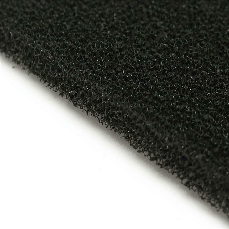 Activated Carbon Filter Sponge 493 Solder Smoke Absorber ESD Fume Extractor Fan