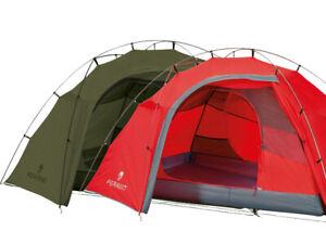 Impermeabilità 8000 mm Force 2 Tenda Ferrino Autoportante con paleria esterna
