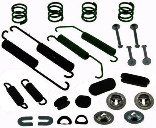 Drum Brake Hardware Kit Rear ACDelco Pro Brakes 18K1774 Reman