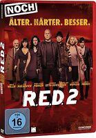 DVD * R.E.D. 2 - NOCH ÄLTER. HÄRTER. BESSER. - BRUCE WILLIS  - RED 2 # NEU OVP $