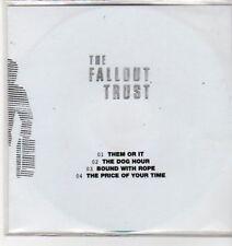 (BS402) The Fallout Trust, Them Or It - 2004 DJ CD