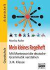 Mein kleines Regelheft von Monika Roller (2010, Taschenbuch)