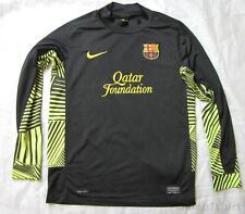 FC BARCELONA Goalkeeper JERSEY NIKE RARE 2011-2012 /boy L 152-158cm /12-13 YRS