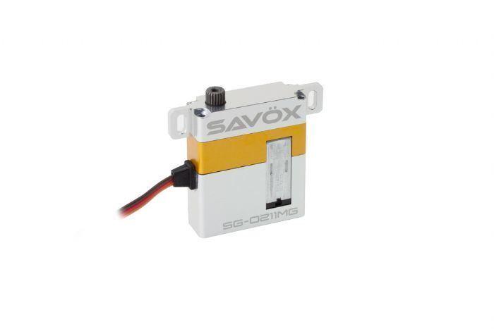 Savox - High Torque Metal Case Digital Glider Servo, .13   111.1@ 6V