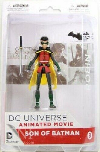 Son of Batman Robin Action Figure DC Collectibles DC Universe Animated Movies