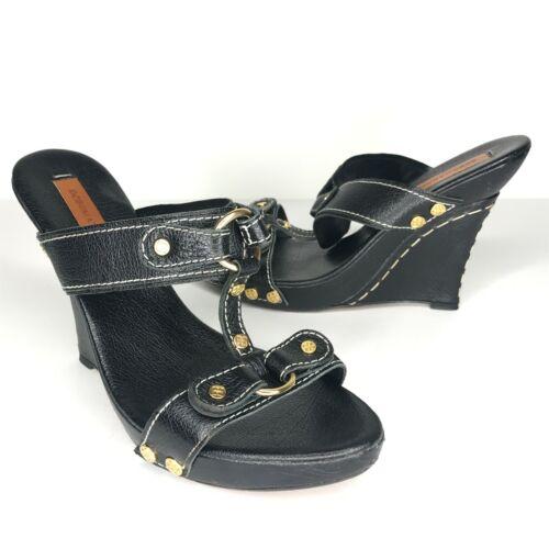 BCBGMaxAzria Womens Shoes Size 8M Ma-Darra Wedge H