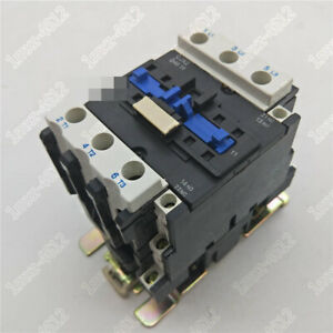 1pc used  CJX2-40 AC contactor coil voltage 220V CJX2D4011