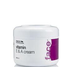 Strictly Professional Vitamin E & A Face Body Moisturiser Cream 450ml SPB0630