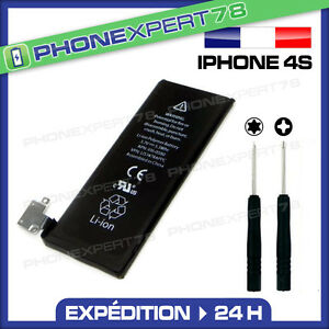 BATTERIE-ORIGINALE-IPHONE-4S-2-TOURNEVIS-CRUCIFORME-PENTALOBE