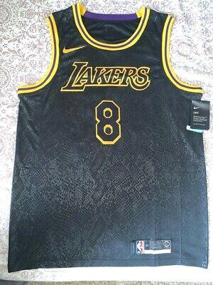 Kobe Bryant snakeskin Lakers Swingman